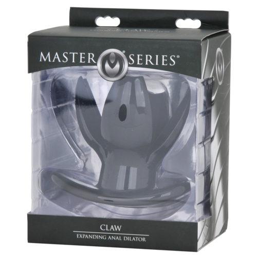 「マスターシリーズの無骨でシンプルなパッケージ。まるで武器のようにも見えます・・・。