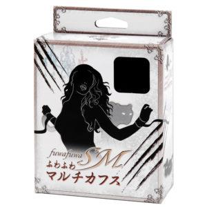 ふわふわアイマスク&イヤープラグとシリーズ統一したイメージのパッケージ。