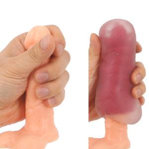 """まったり系から高刺激系のオナホ全般にマッチし、さらには手コキ用途でもOK。まさに""""オナニーのお供""""です。"""