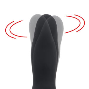 深めに前傾角度をつけ、かつサイズアップしたヘッドがより激しくダイナミックにスイングするため、他では味わえない快感特性を生み出します!