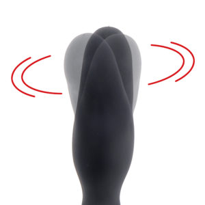 """REVOシリーズ""最大の魅力である、パワフルなヘッドスイングは健在。前立腺をグイグイ圧迫し、左右反転もできます。"