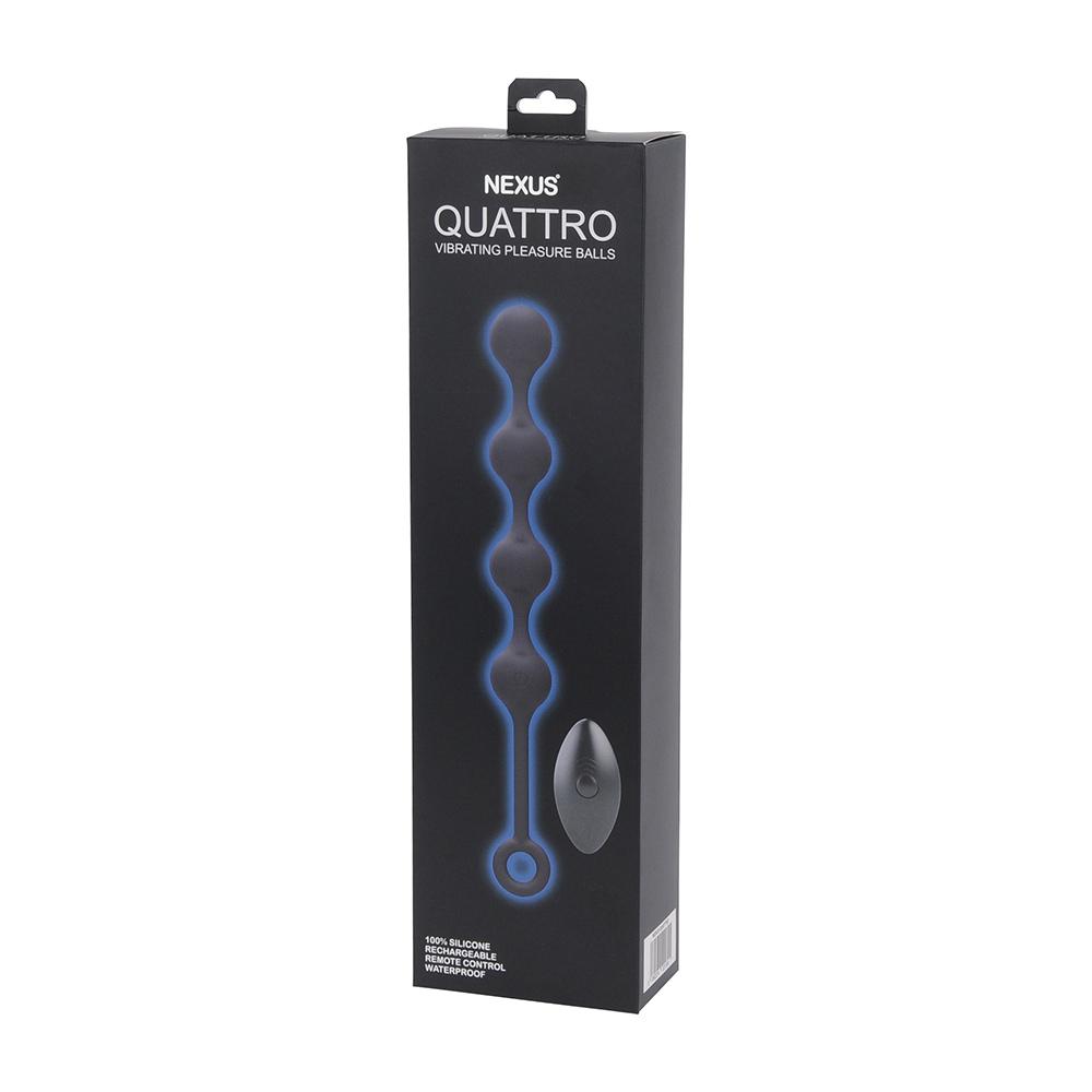 パッケージはお馴染みの黒ベースデザイン。青いオーラで浮かび上がる感じがやけにカッコイイです。